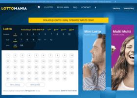 lottomania.com.pl