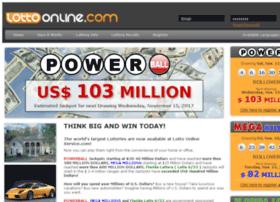 lottoonline.com