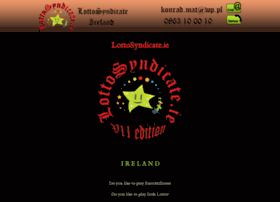 lottosyndicate.ie