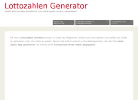lottozahlen-generator.de
