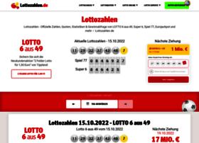 lottozahlen.de