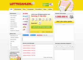 lottozahlen.eu