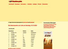 lottozahlen.info