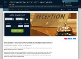 lotus-downtown-metro.hotel-rez.com