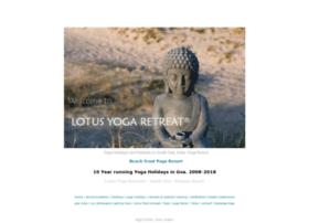lotus-yoga-retreat.com