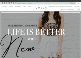 lotusboutique.com