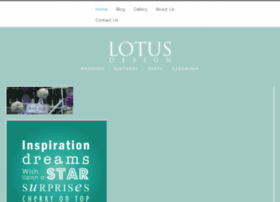 lotusdecoration.com