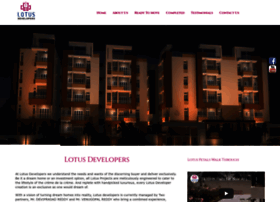 lotusdeveloper.co.in