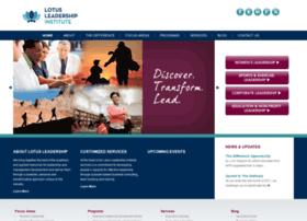 lotusleadership.net