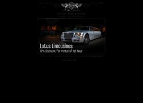 lotuslimos.com