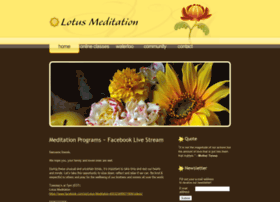 lotusmeditation.ca
