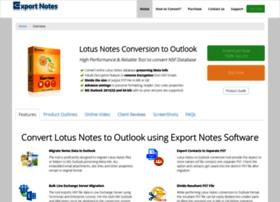 lotusnotesconversion.com