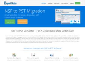 lotusnotesdatabaseconversion.nsftopst.co.uk