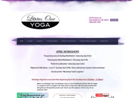 lotusoneyogastudio.com