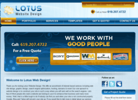 lotuswebsitedesign.com