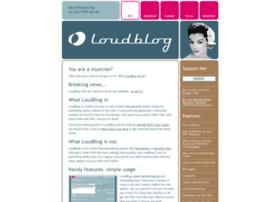 loudblog.com