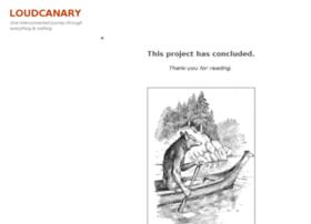 loudcanary.com