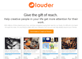 louder.tilt.com