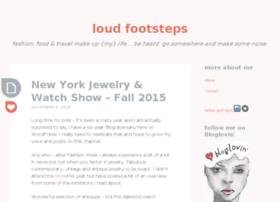 loudfootsteps.wordpress.com