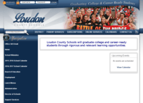 loudoncounty.schoolfusion.us