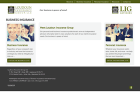 loudouninsurancegroup.com