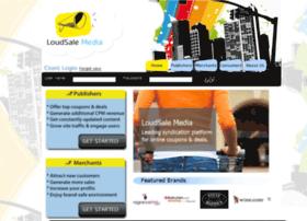 loudsalemedia.com