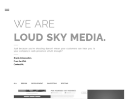 loudskymedia.com