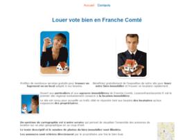 louerenfranchecomte.fr