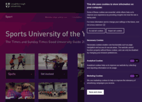 loughboroughsport.com