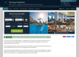 louis-apollonia-beach.hotel-rez.com