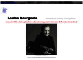 louisebourgeois.yolasite.com