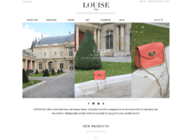 louiseparis.fr