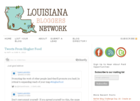 louisianabloggersnetwork.com