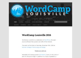 louisville.wordcamp.org