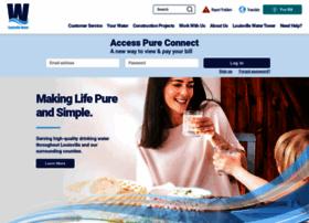 louisvillewater.com