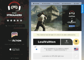 louivuitton.topstreamers.com