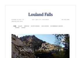 loulandfalls.com
