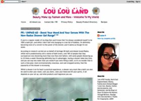 loulouland.co.uk
