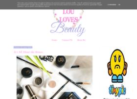 loulovesbeauty.co.uk