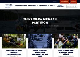lounaissuomenpartiopiiri.fi