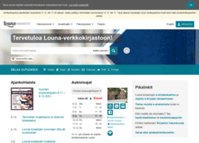 lounakirjastot.fi