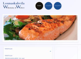 lounaskahvilaww.fi