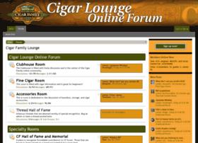 lounge.cigarfamily.com