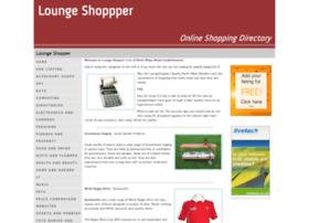 loungeshopper.com