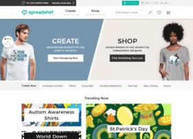 lounginaround.spreadshirt.com