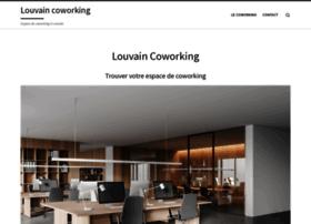 louvaincoworking.com