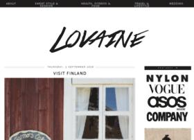 lovaine.blogspot.co.uk