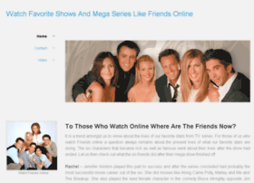 love-for-the-friends.zohosites.com