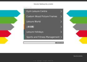 love-leisure.com