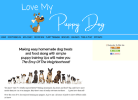 love-my-puppy-dog.com